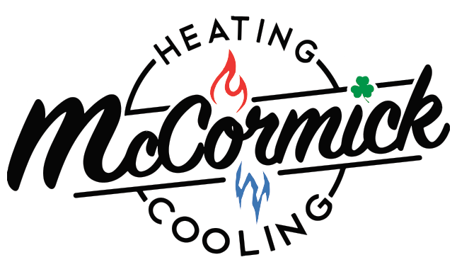 McCormick Heating and Cooling Logo