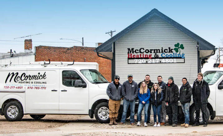 McCormick Heating and Cooling - Littleton